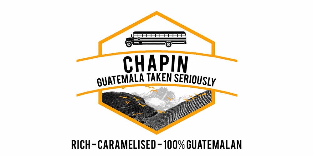 Chapin Blend – Los Amigos All about Guatemala- Espresso coffee blend