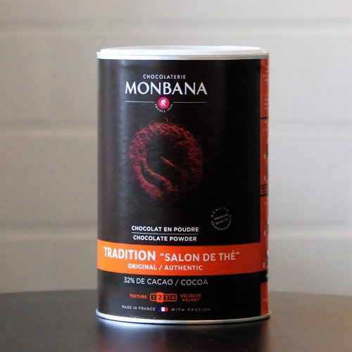 French Monbana Salon de The' 32% Chocolate Powder