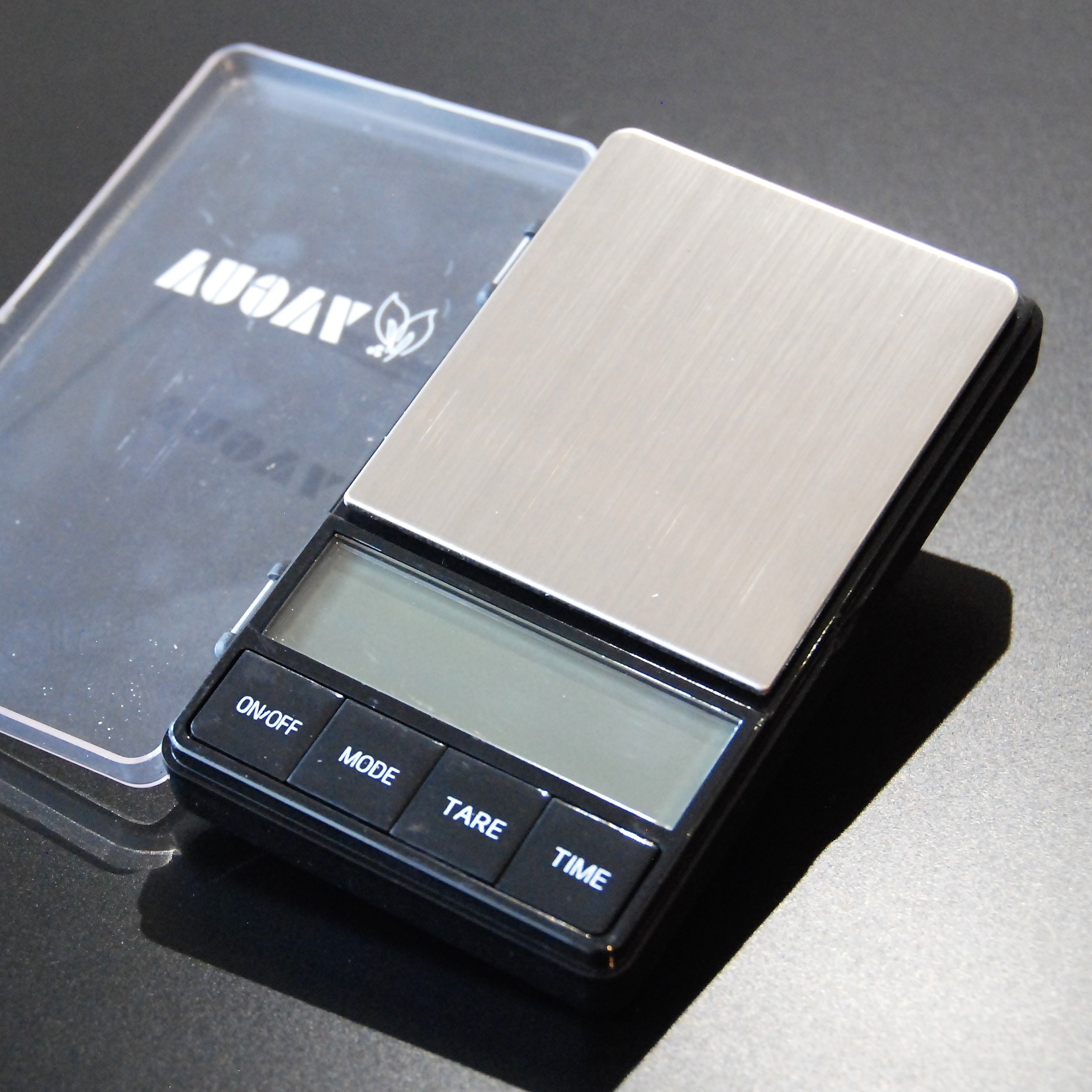 YAGUA DRY SCALE WITH TIMER FOR COFFEE AND TEA.