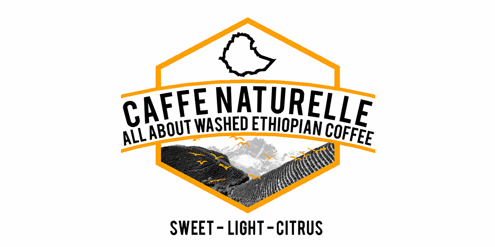 Caffe' Naturelle Espresso Coffee Blend