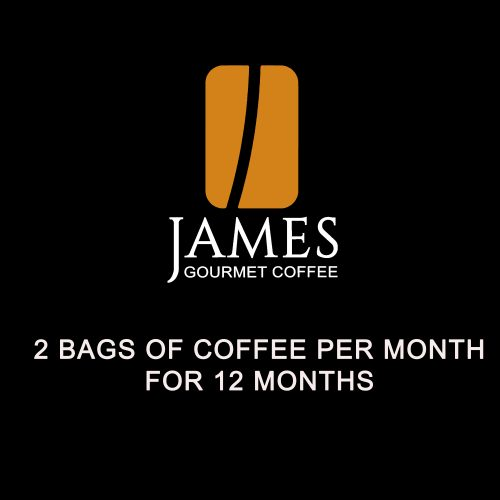 2x 250g bags per month Subscription