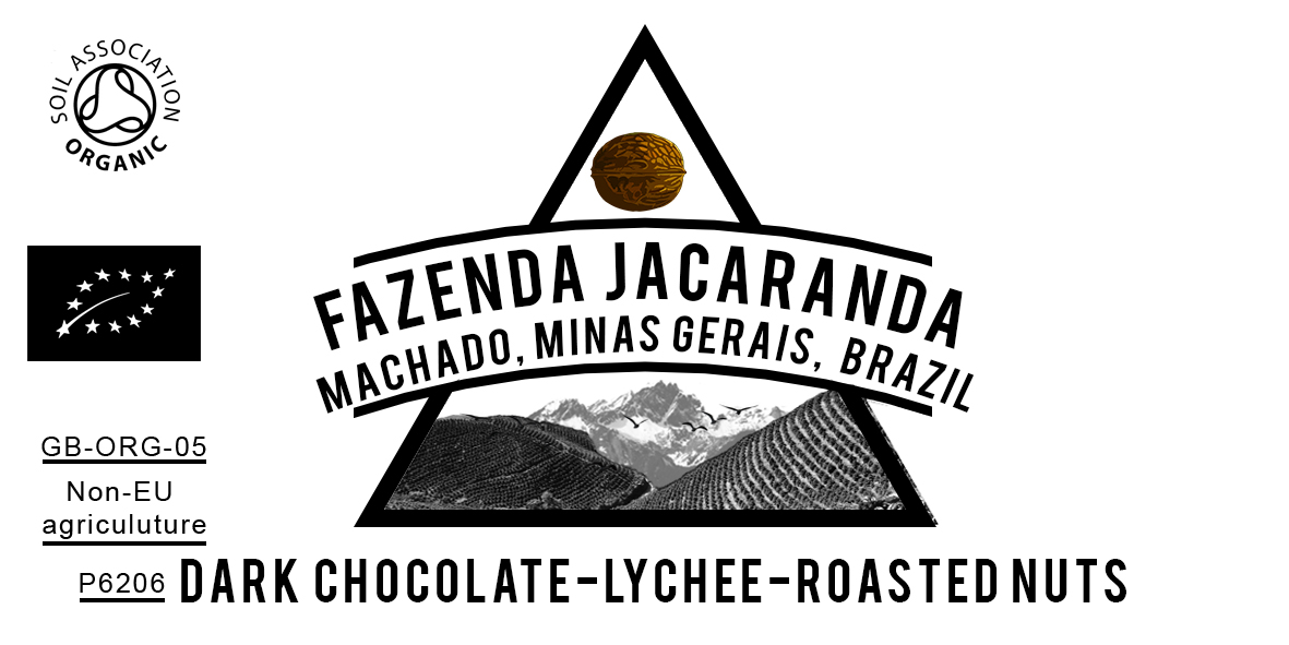 ORGANIC FAZENDA JACARANDA-COFFEE