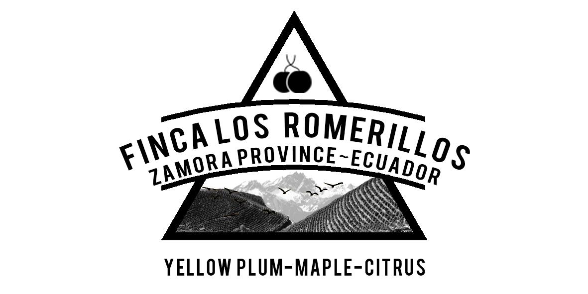 FINCA LOS ROMERILLOS ECUADOR COFFEE
