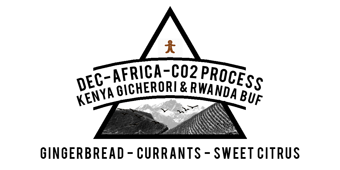 DECAF-RICA BLEND COFFEE