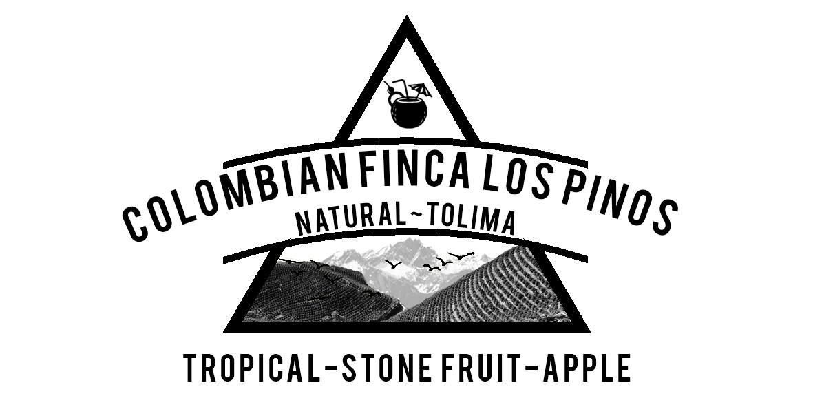 COLOMBIAN FINCA LOS PINOS COFFEE