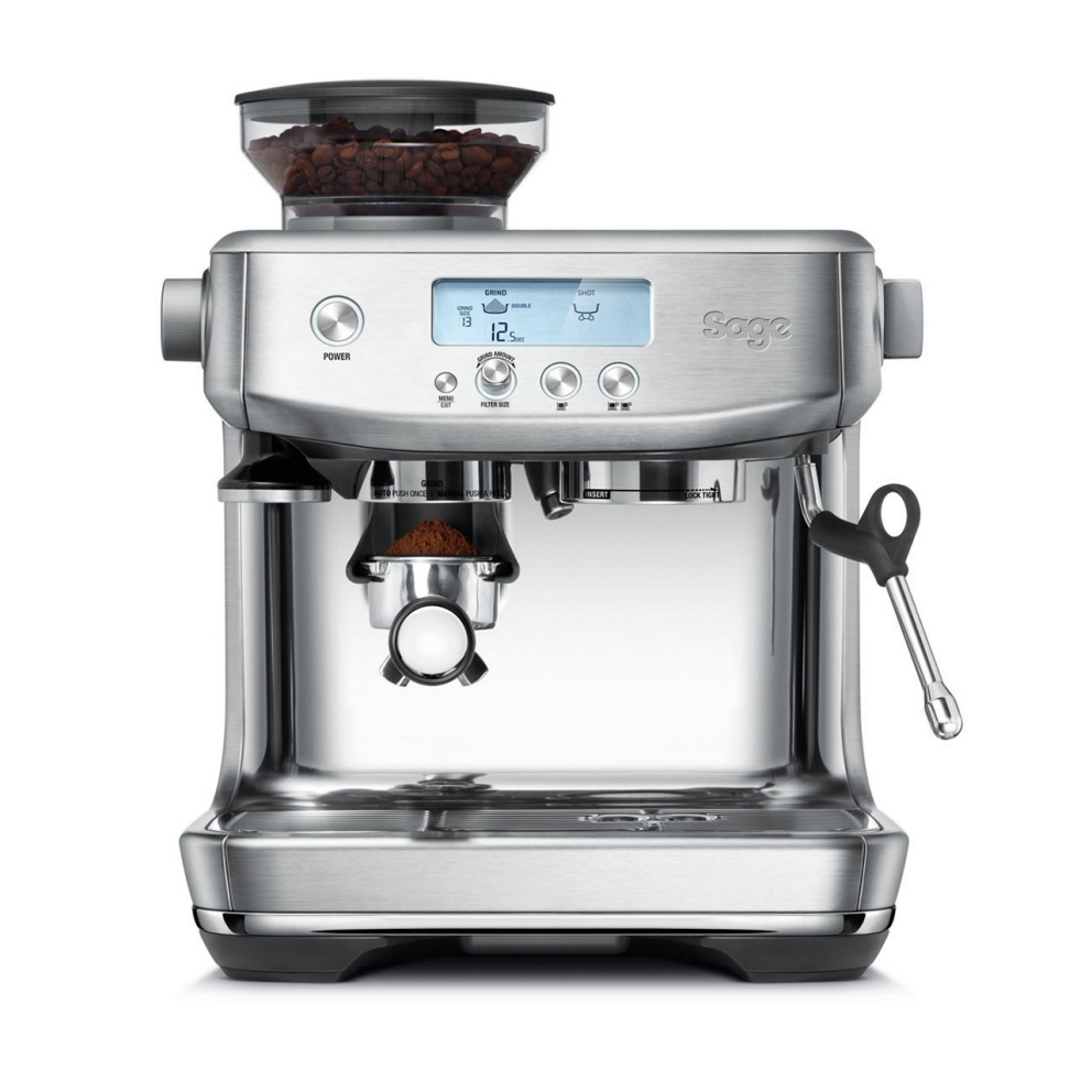 Sage BARISTA PRO coffee machine in Brushed Stainless Steel Finish