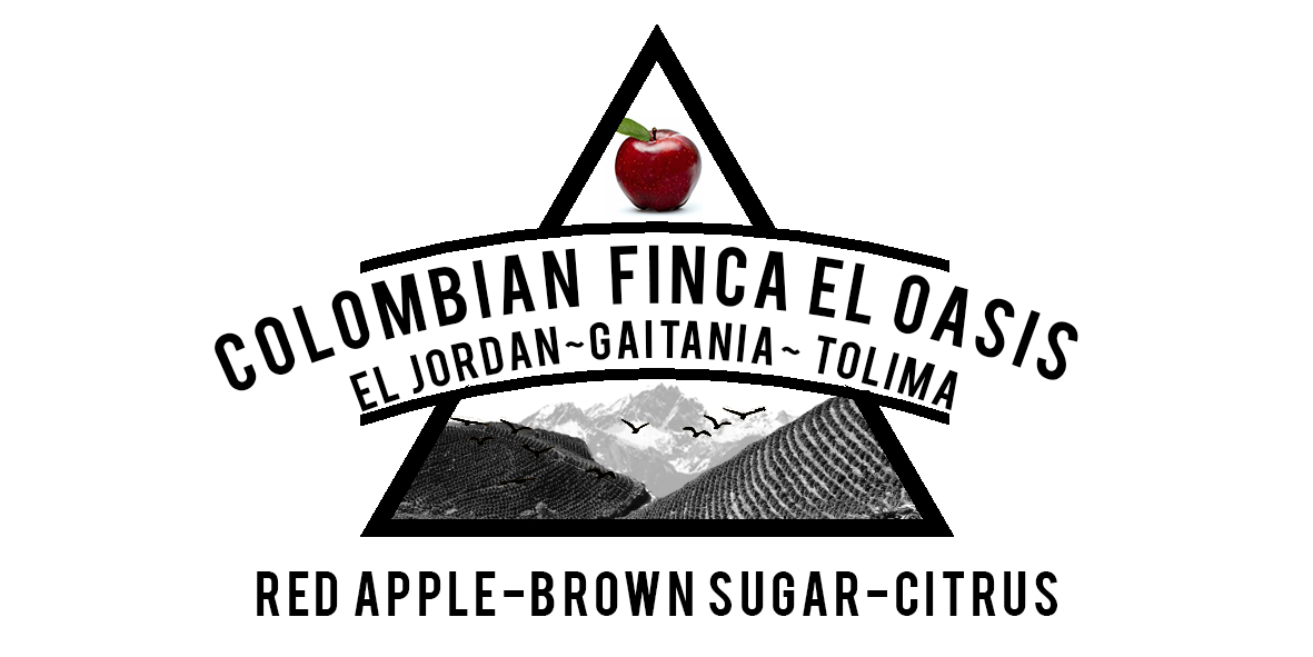 COLOMBIAN EL OASIS COFFEE