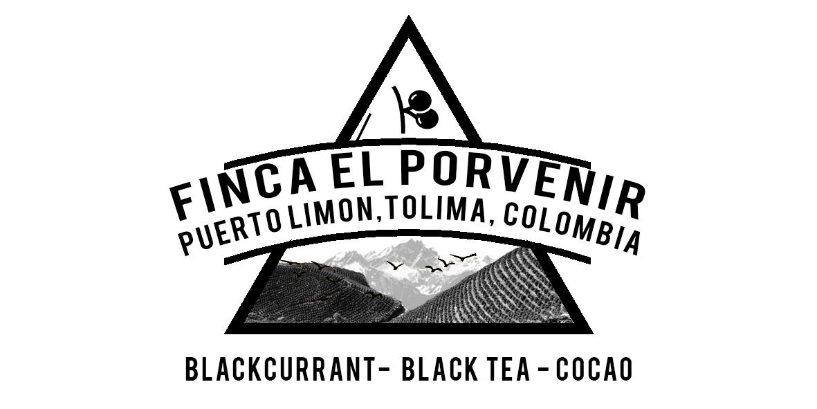 FINCA EL POVENIR COLOMBIA COFFEE