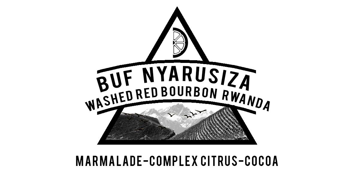 RWANDA BUF NYARUSIZA COFFEE