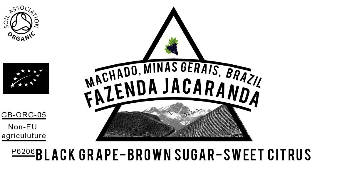 FAZENDA JACARANDA ORGANIC 2021