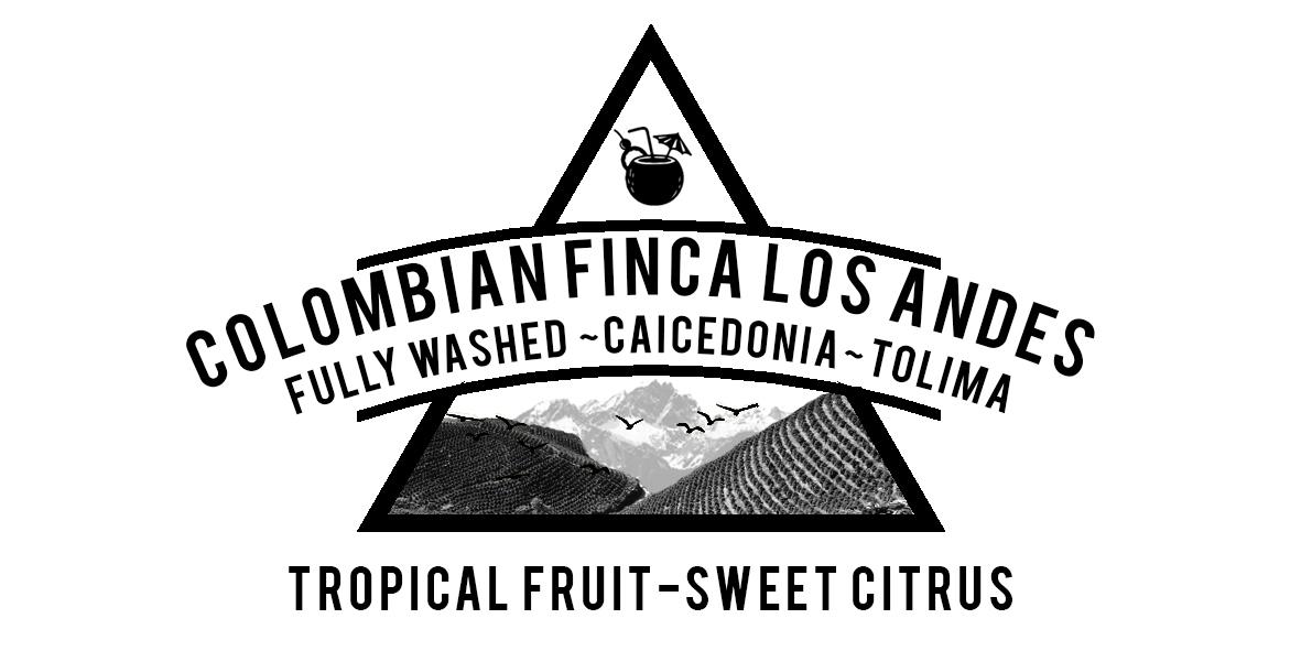 Colombian Finca Los Andes Coffee