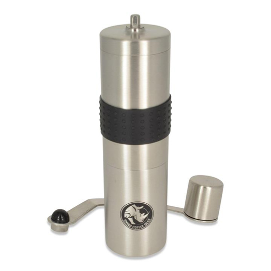 Rhino wares hand coffee grinder