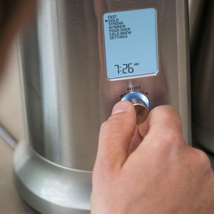 Sage Precision Filter Brewer Display screen