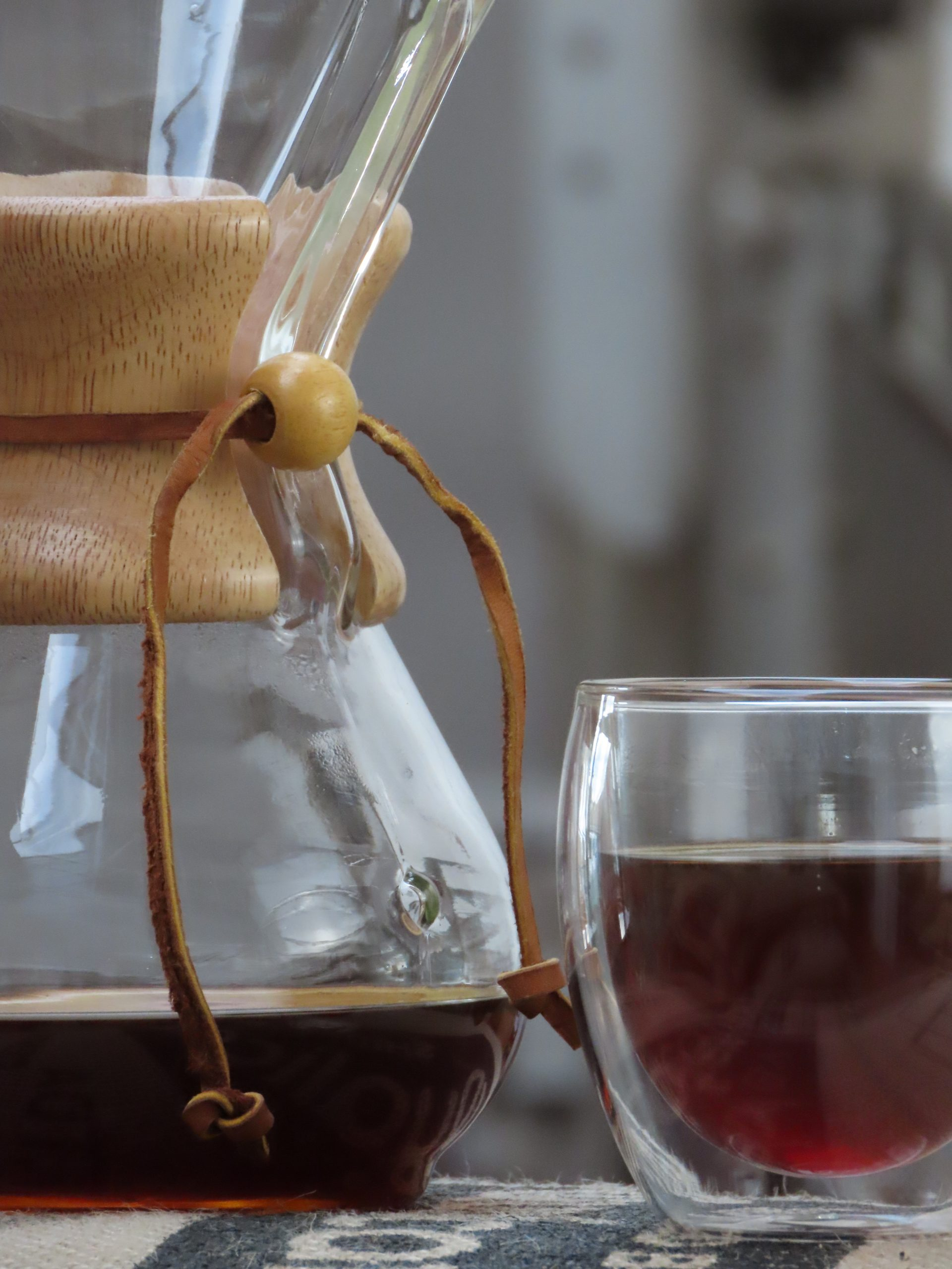 Chemex-Filter Coffee Maths