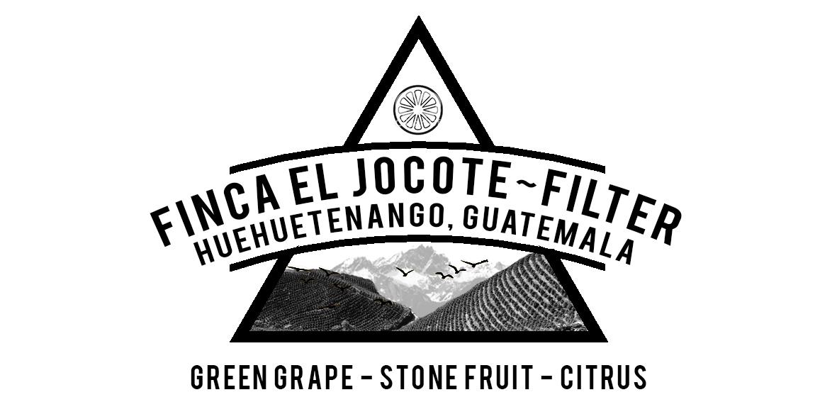 Guatemala El Jocoate Filter roast