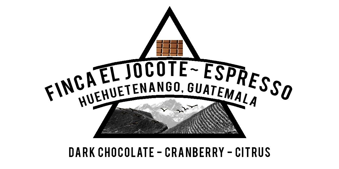 Guatemala El Jocote espresso roast