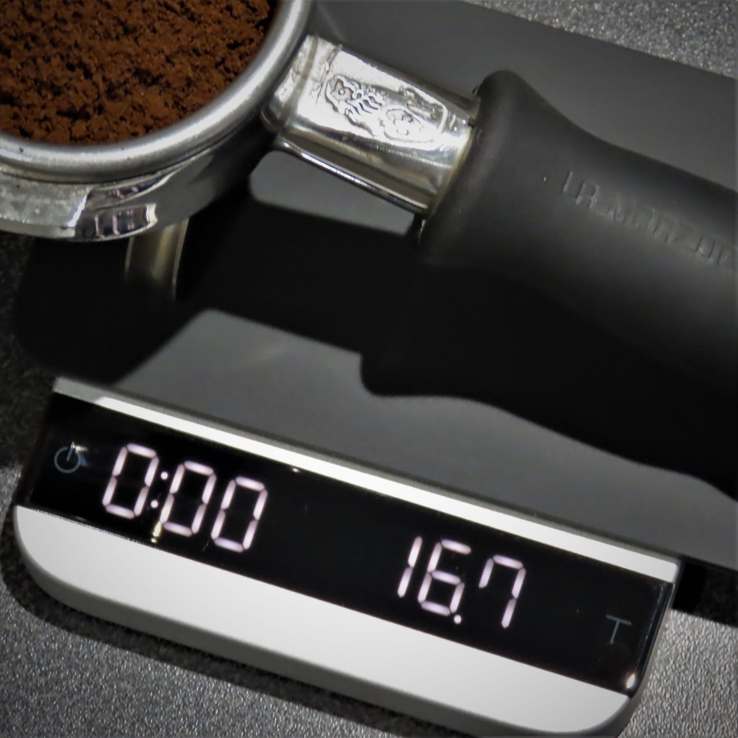 Lunar Espresso scales from Acaia