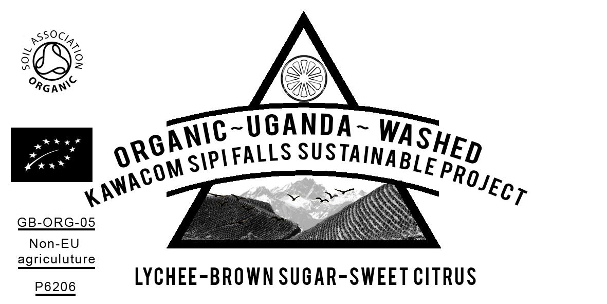 ORGANIC UGANDA SIPI FALLS