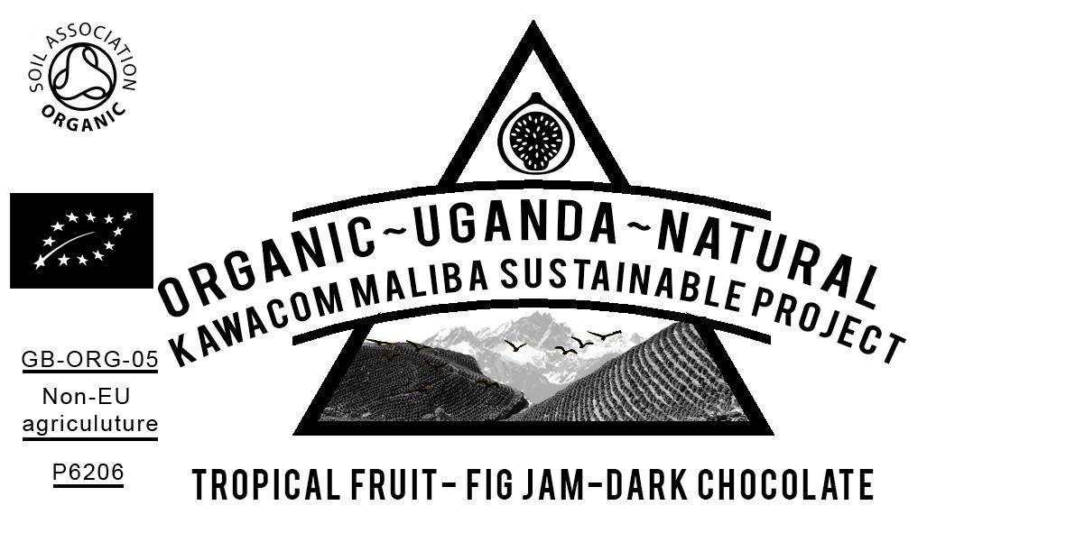Organic Uganda Natural Maliba