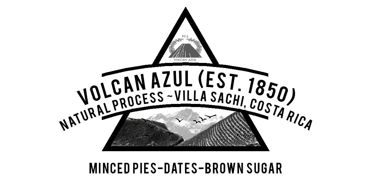 Coata Rica Volcan Azul Villa Sachi Natural