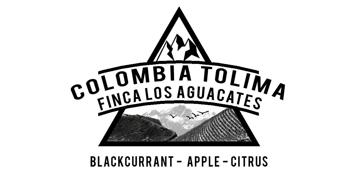 COLOMBIA FINCA Los Aguacates