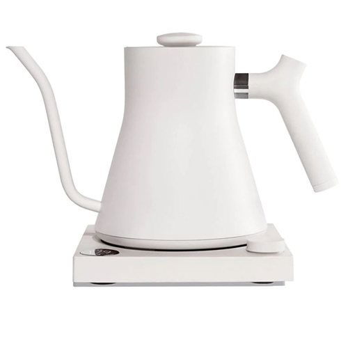 STAGG EKG KETTLE IN MATT WHITE