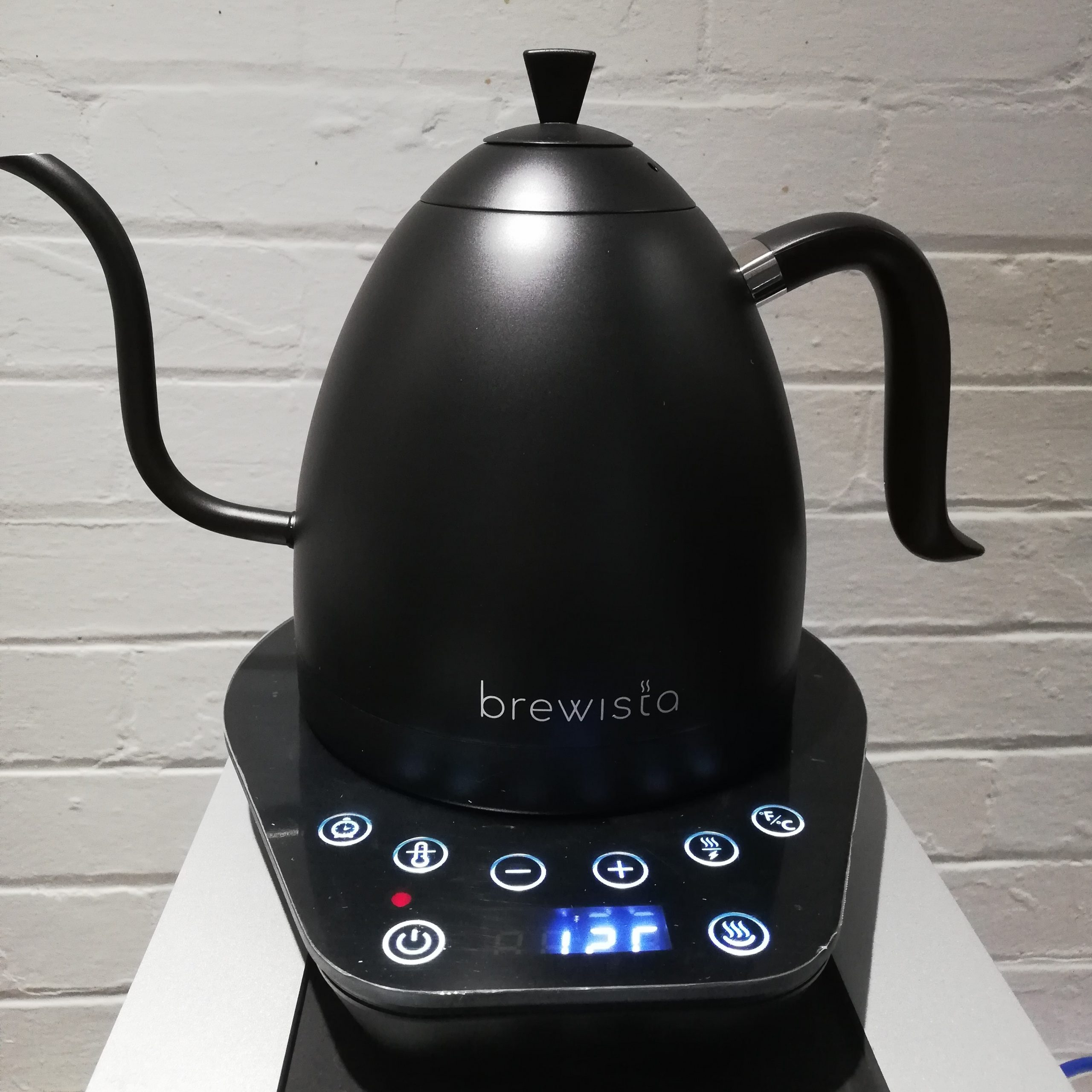 Brewista 1Litre Black Kettle