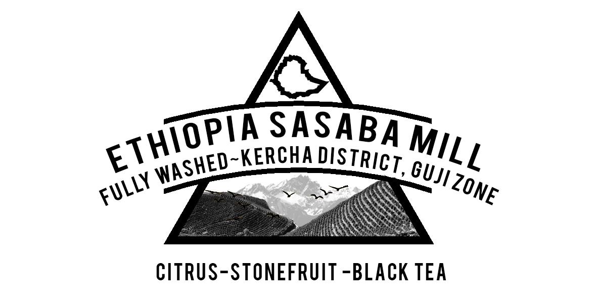 ETHIOPIAN SASABA MILL WASHED
