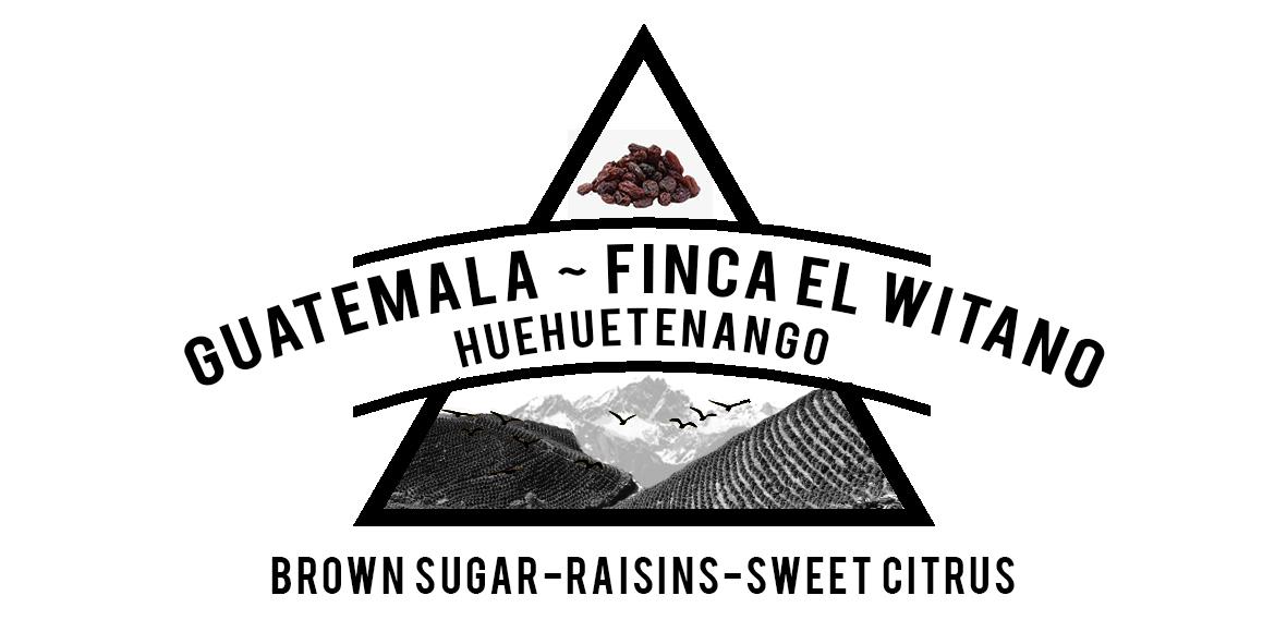 GUATEMALA FINCA EL WITANO
