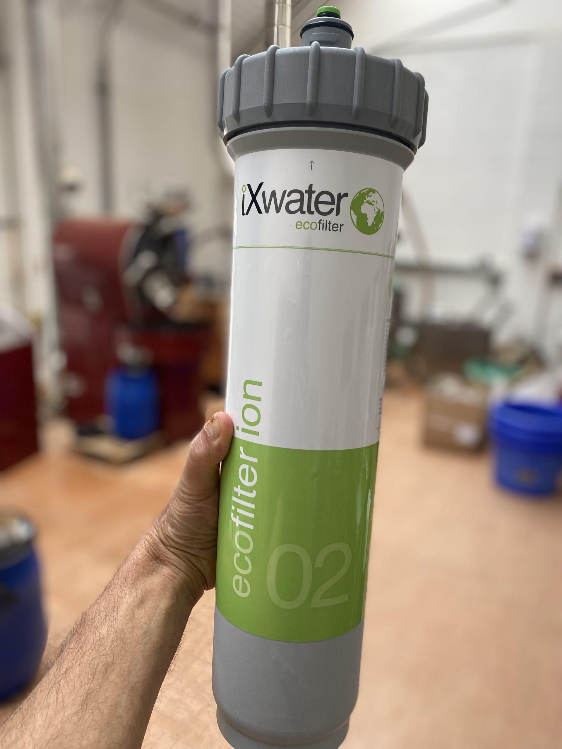 British made IX filters
