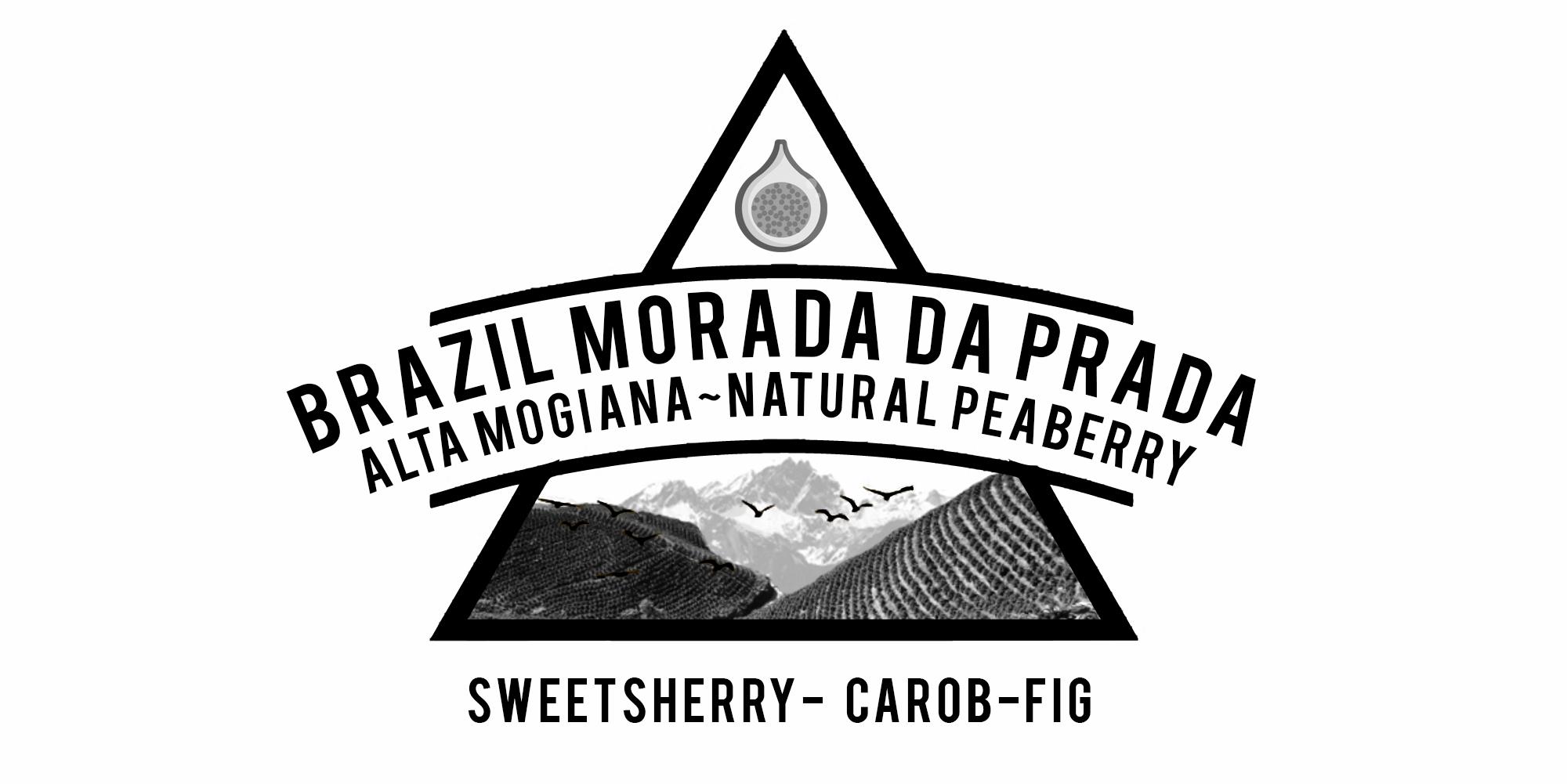 BRAZIL MORADA DA PRATA PEABERRY